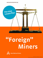 foreign miners