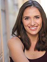 Katie Rich (Cherokee, Chickasaw)