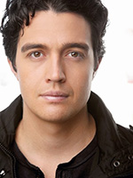 Christopher Salazar (Cayuga, Seneca)