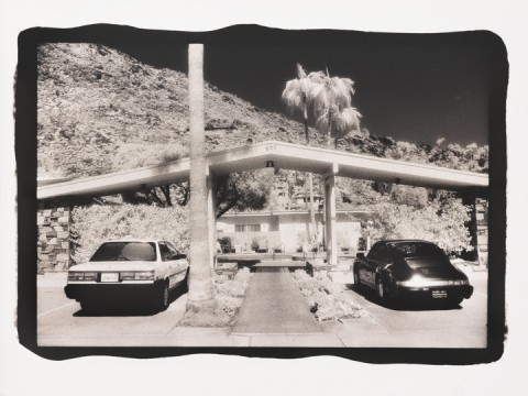Carport, Palm Springs, California, 1990