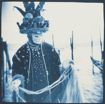 On the Dock, Venice, Italy, 1996