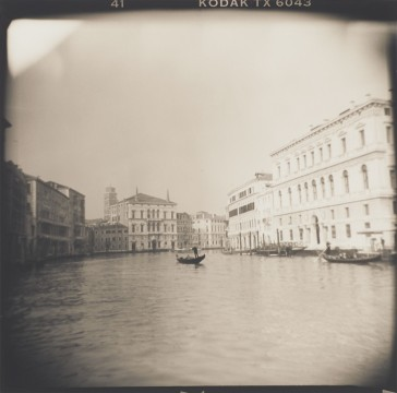 Waterways and Palaces, Venice, Italy, 1996