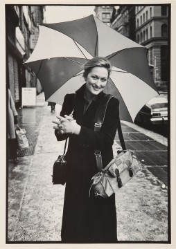 Meryl Streep, New York City, 1978