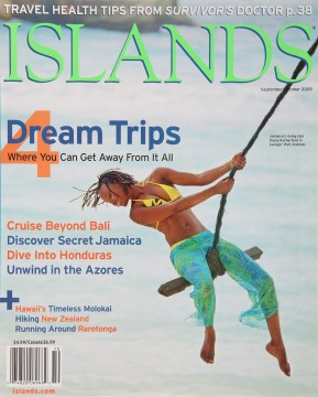 Jamaica, Islands, September–October 2005