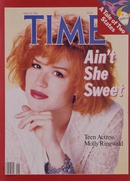 Molly Ringwald, Time, May 26, 1986