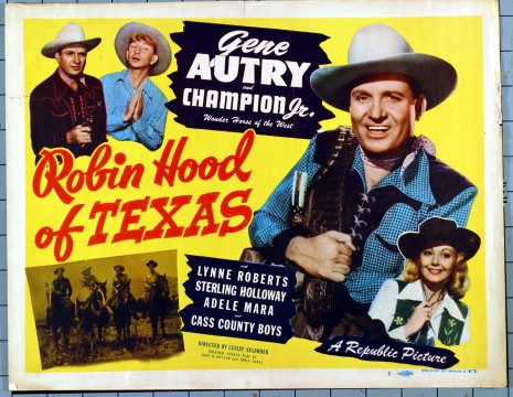 Robin Hood of Texas (1947) Republic Pictures (72 minutes)