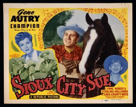 Sioux City Sue (1946) Republic Pictures (68 minutes)