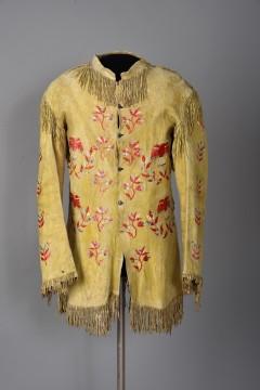 Buckskin coat