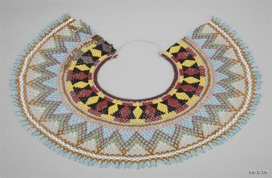 Paiute collar (detail)