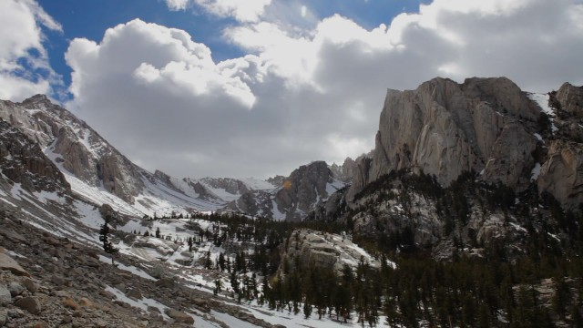 California Road Trip (Mount Whitney)