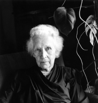 Imogen Cunningham, Age and Its Symbols