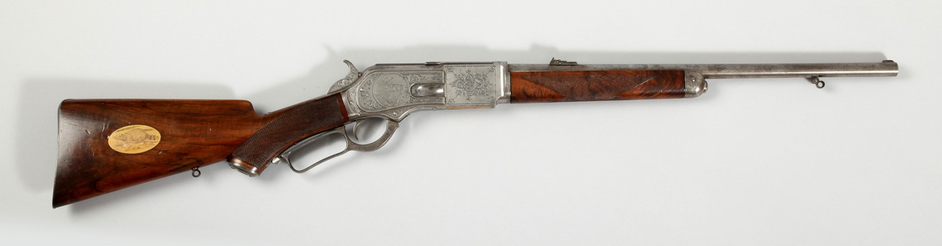 Roosevelt's Winchester