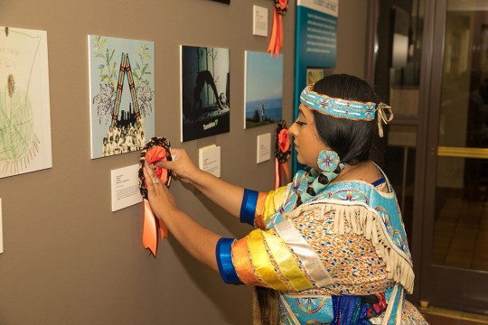 Indian Education Exhibition