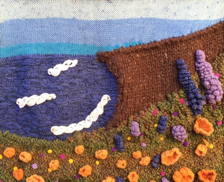 Brandy Mason, Wildflowers and Waves