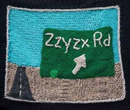 Lisa Hopkins, Zzyzx Rd.