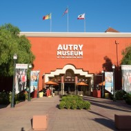 The Autry Museum in Griffith Park