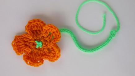 California Yarnscape Workshop: California Poppies
