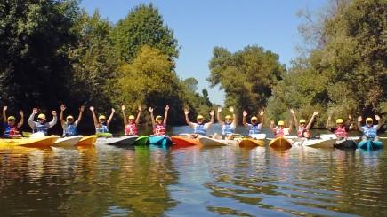 LA River Kayak