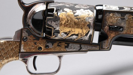 The Colt Revolver in the American West