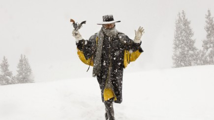The Hateful Eight Costume Display