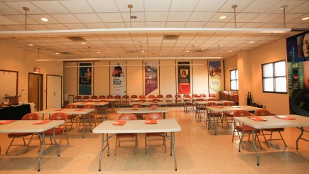 Mary Pickford Educational Center Classrooms
