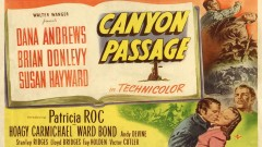 Canyon Passage (1946) poster