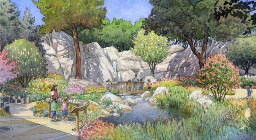 Human Nature Garden