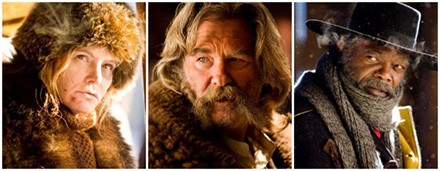 The Hateful Eight Cast